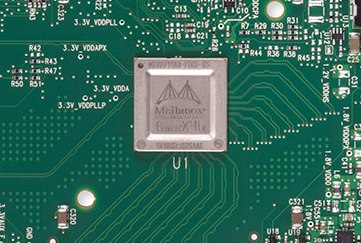 Mellanox ConnectX 4 Lx ethernet