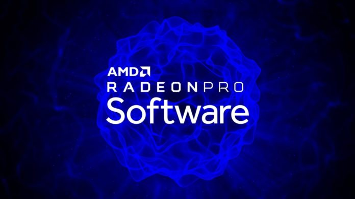 Ovladace AMD Radeon Pro Software for Enterprise 2019 1600