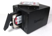 Synology WD NAS