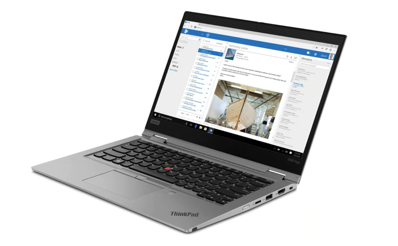 ThinkPad X390 Yoga 1