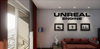 Unreal Engine 4 ilustrace 1600