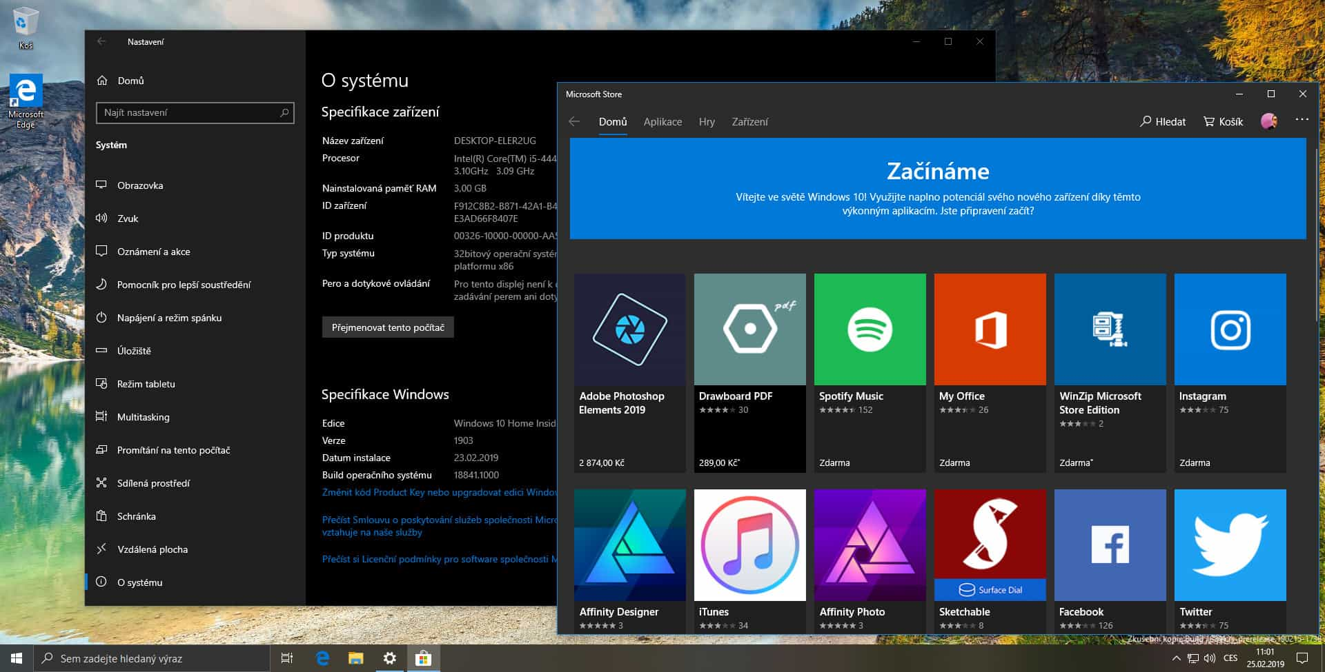 Windows 10 Insider Preview build 18841 1