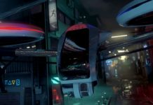 Crytek ray tracing demo Neon Noir ilustrace 1600