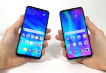 Huawei P Smart 2019 a Honor 10 Lite 10
