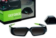Nvidia GeForce 3D Vision 1600