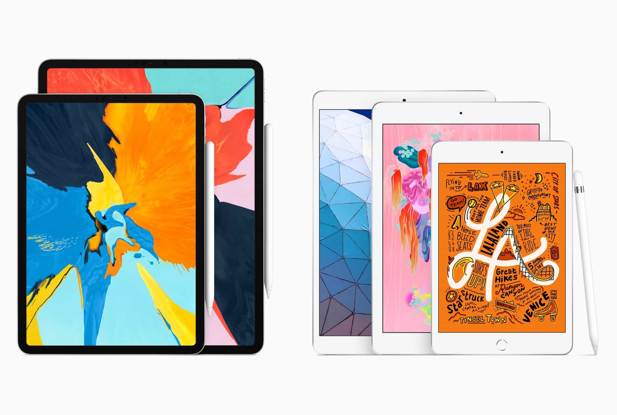 apple ipads 2019