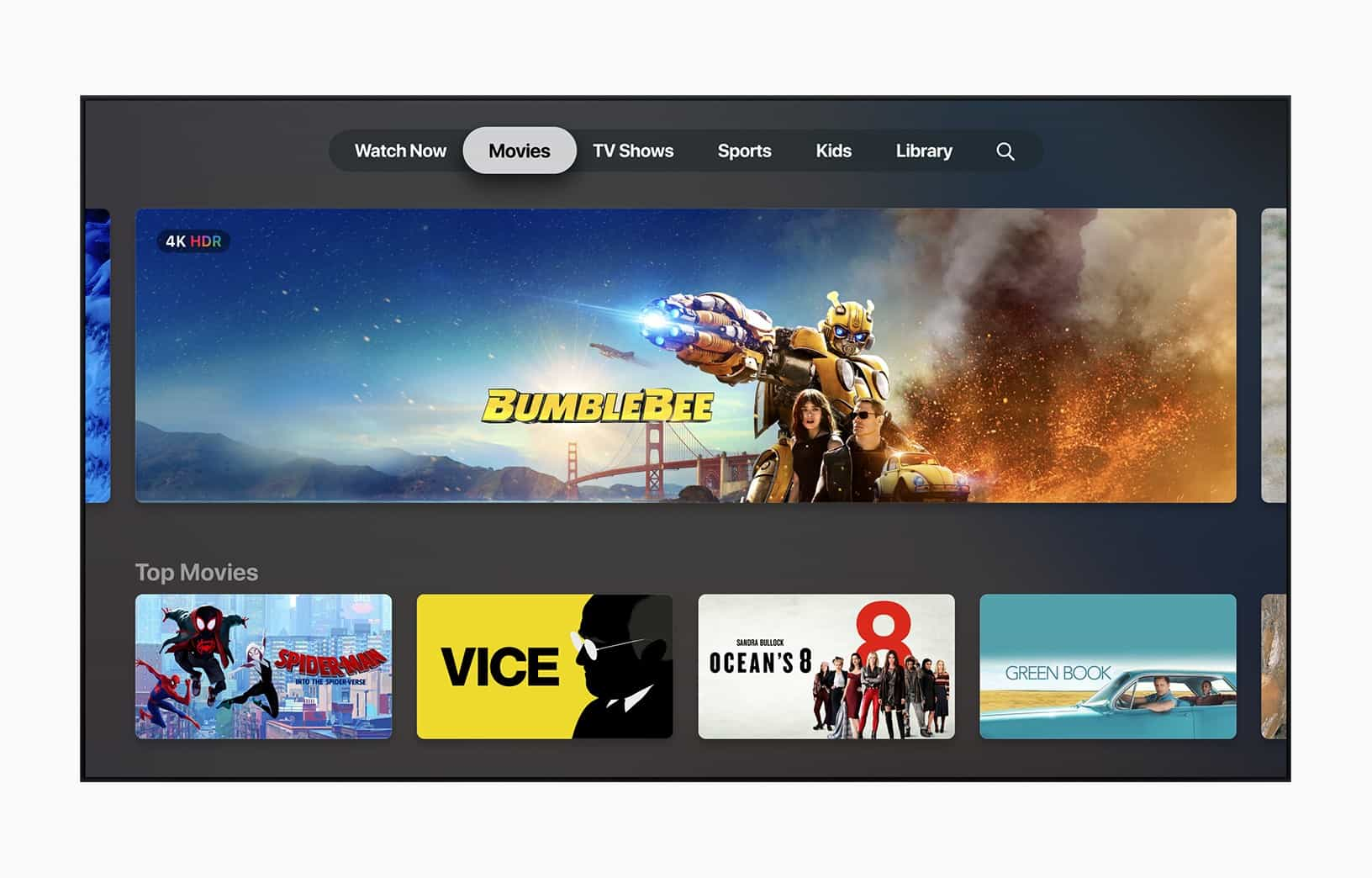 apple tv app 4