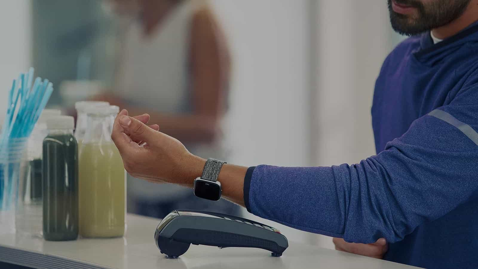fitbit pay 1600