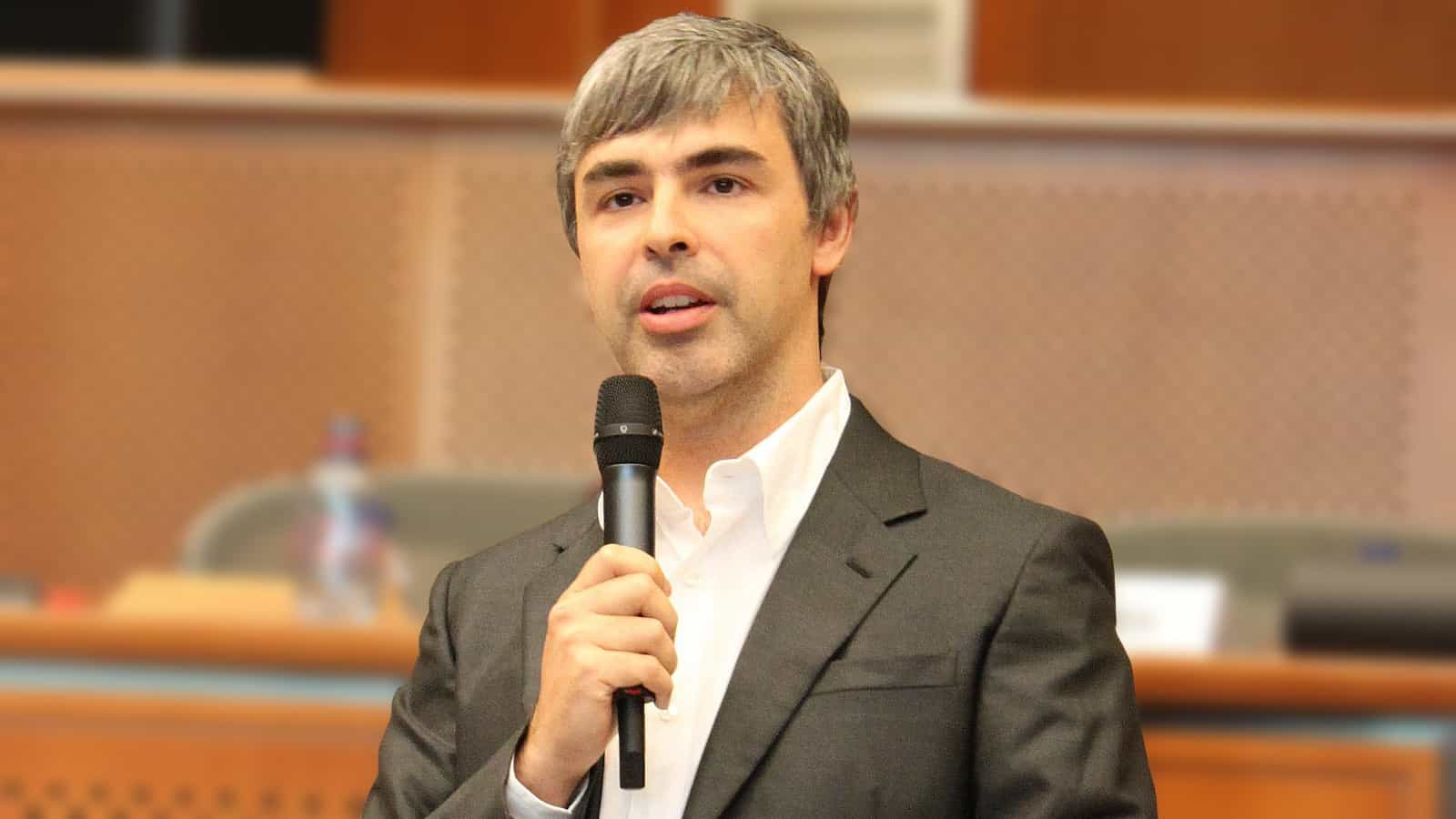 larry page 1600