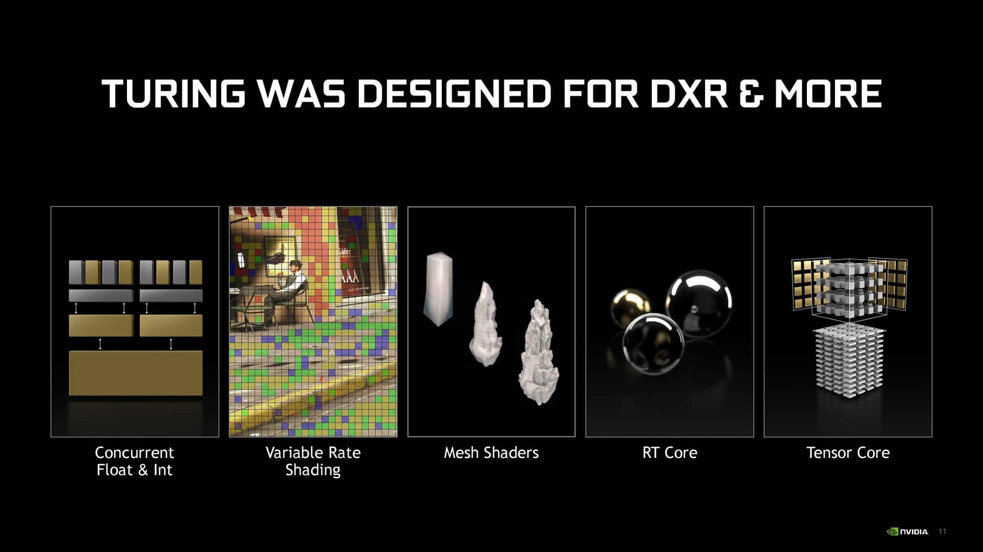 nvidia gdc 2019 ray tracing update prezentace anandtech 10