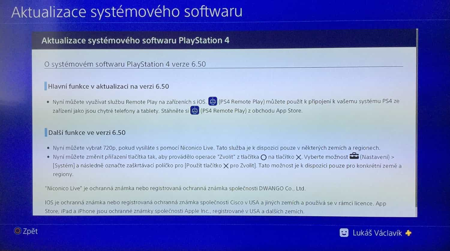 sony ps4 remote play ios 5