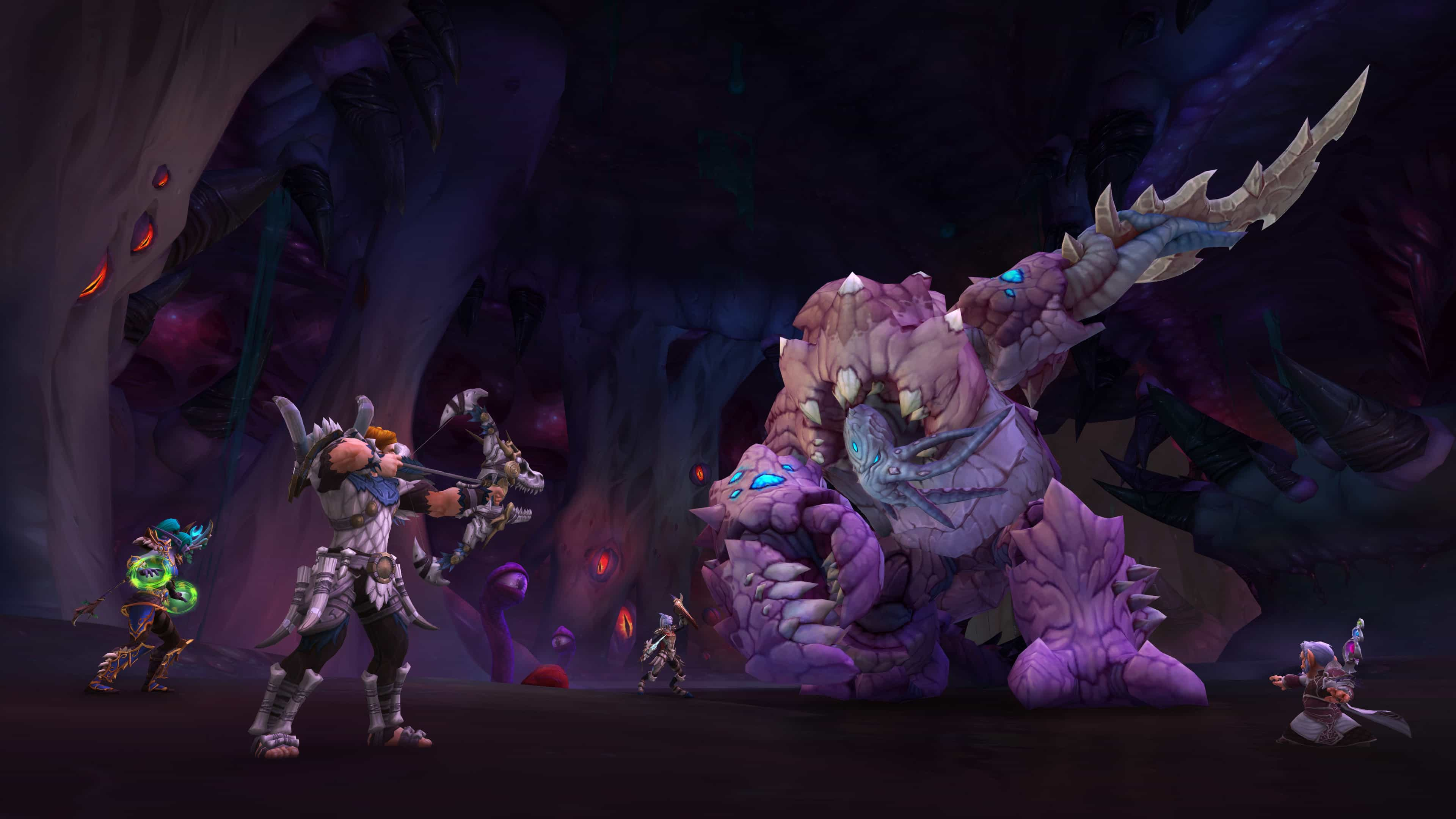 wow battle for azeroth official blizzard 4