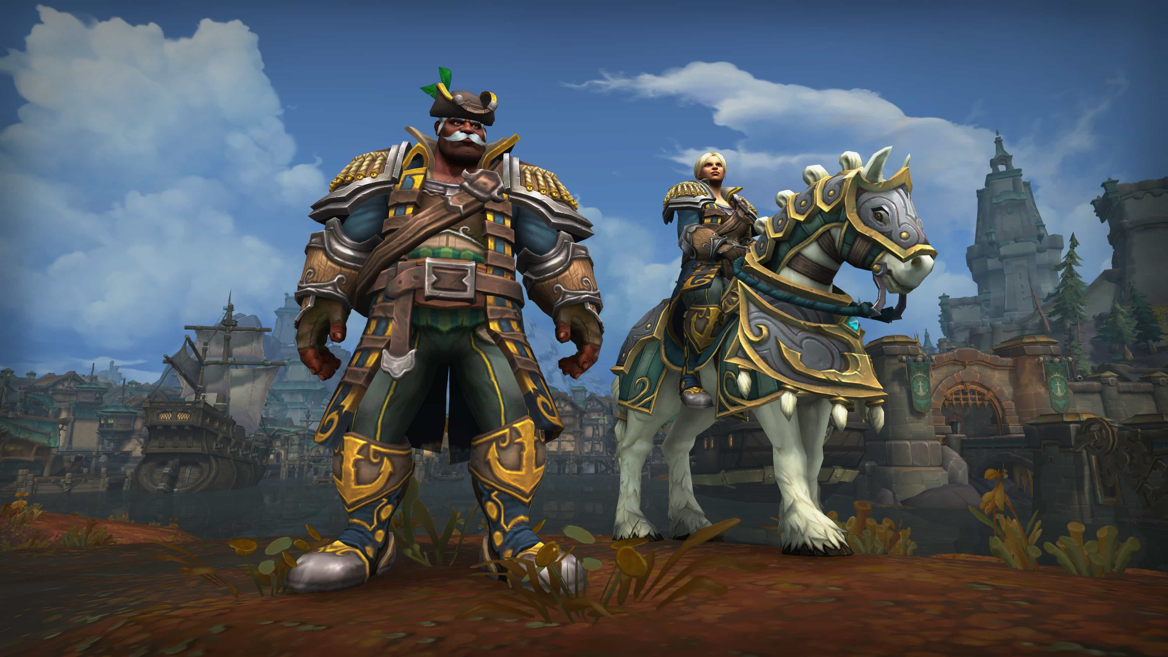 wow battle for azeroth official blizzard 6