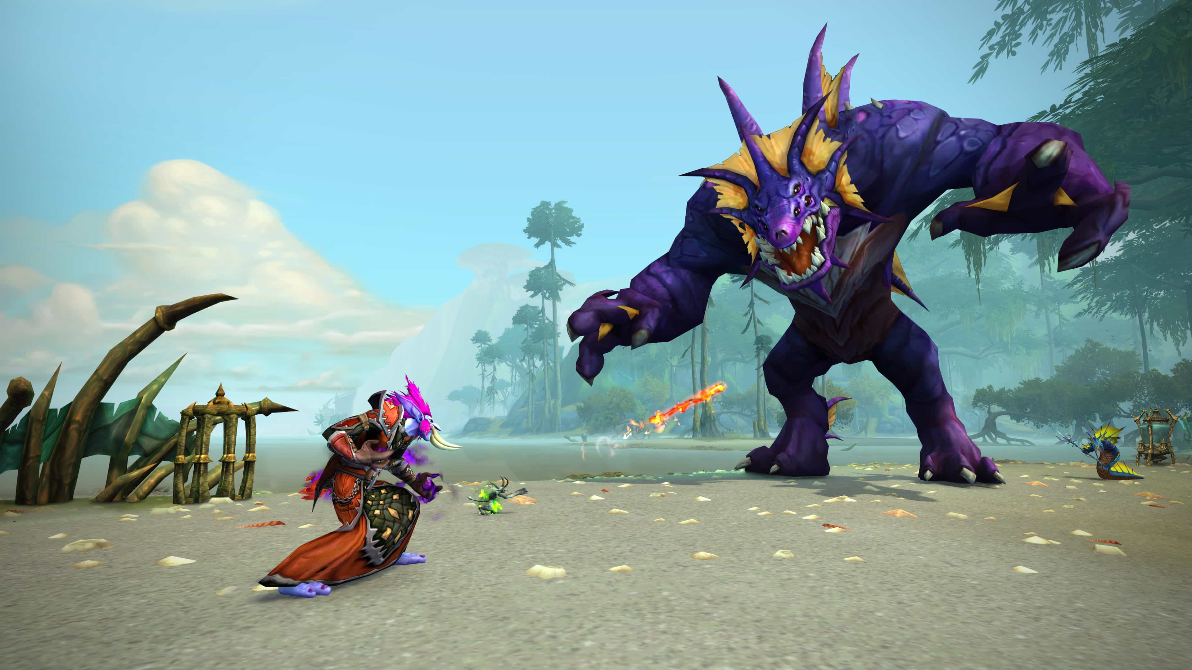 wow battle for azeroth official blizzard 7