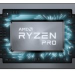 AMD Ryzen PRO Mobile Chip Shot 02