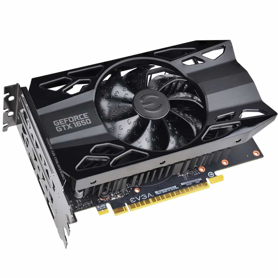 GeForce GTX 1650 EVGA 3