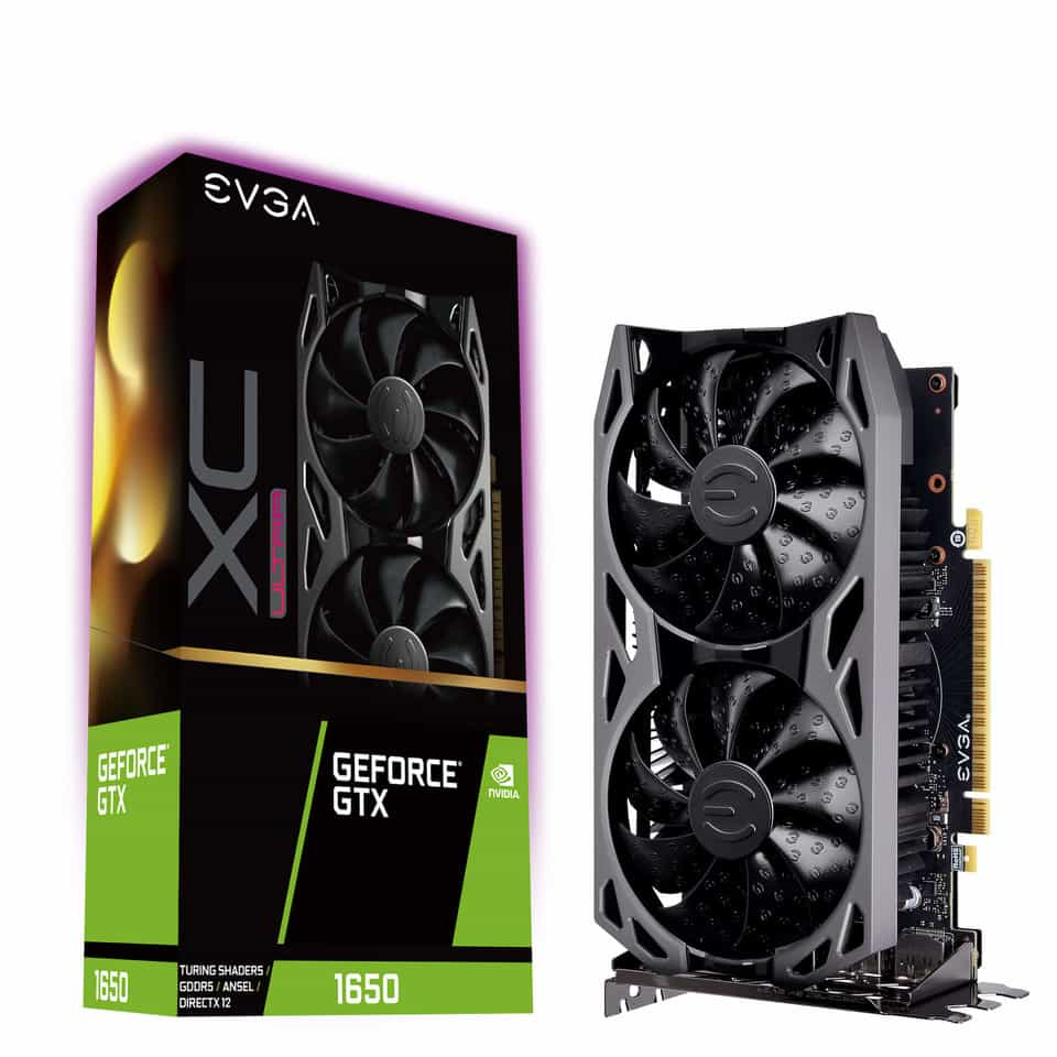 GeForce GTX 1650 EVGA 6