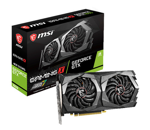 GeForce GTX 1650 MSI 2