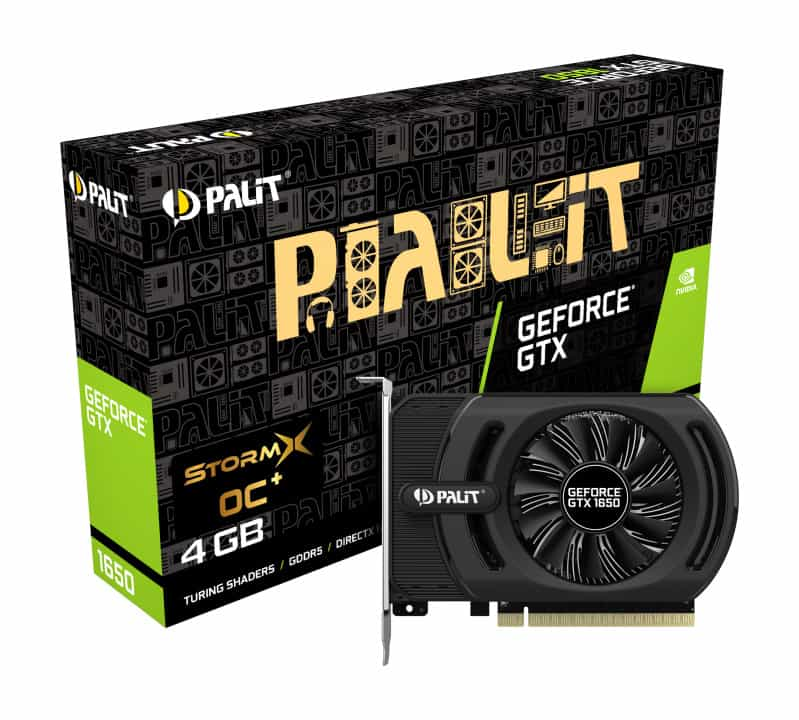 GeForce GTX 1650 Palit 3