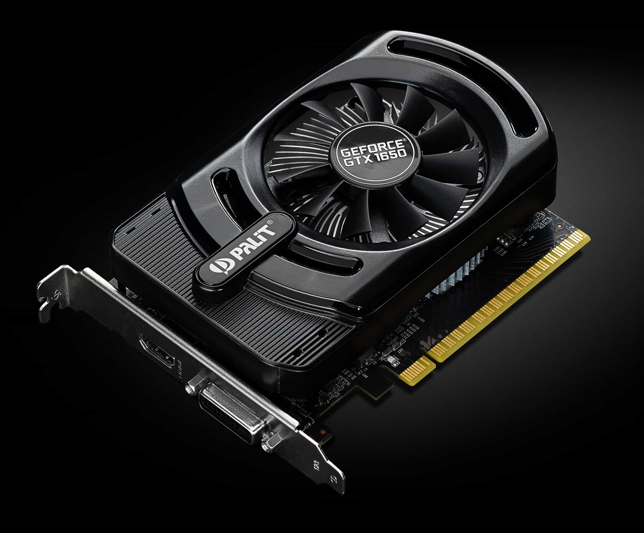 GeForce GTX 1650 Palit