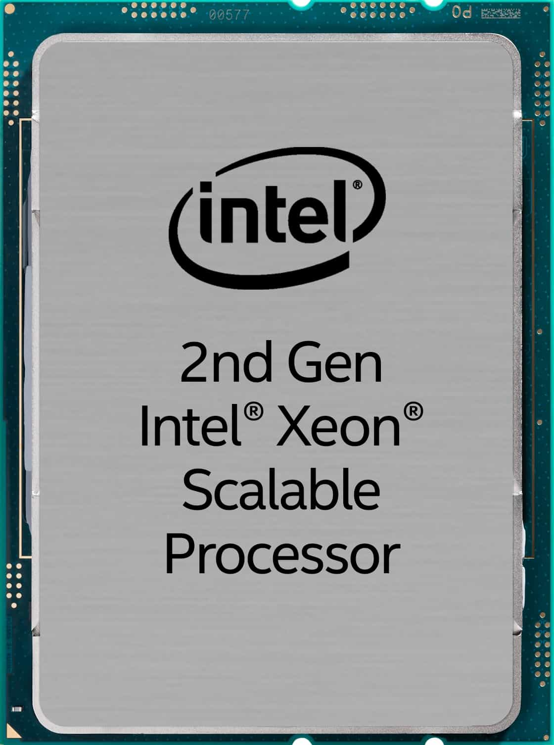 Intel 2nd Gen Xeon Scalable 1