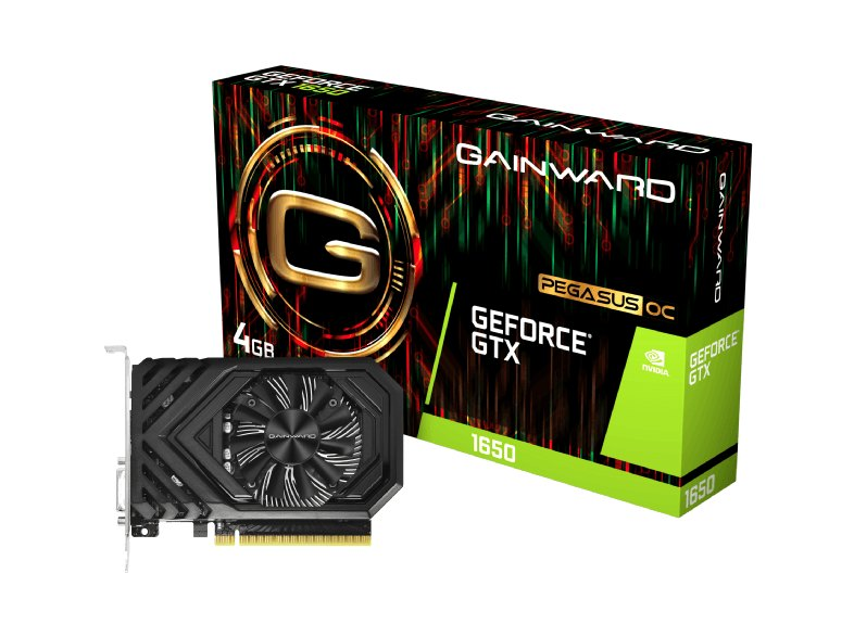 Nvidia GeForce GTX 1650 od Gainwardu 01