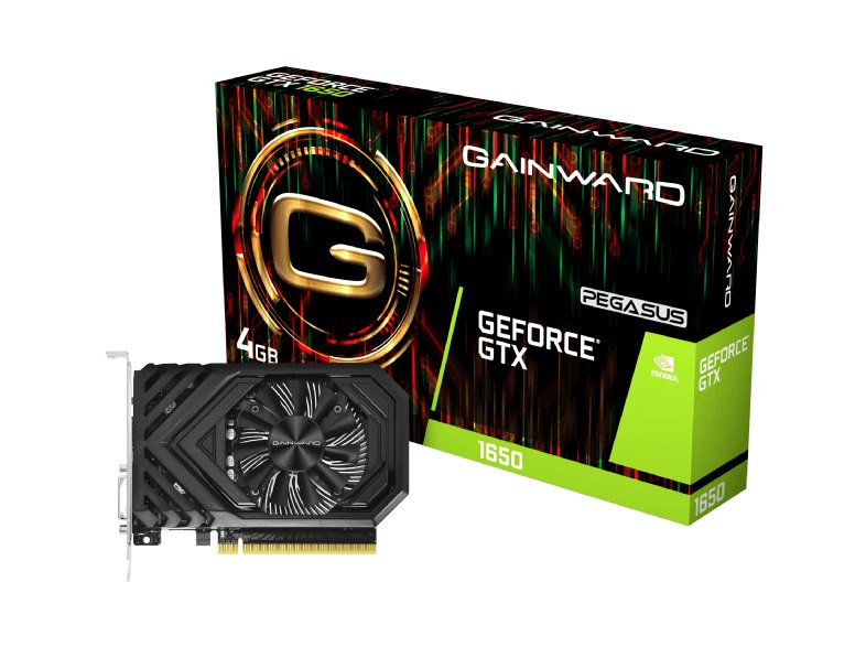 Nvidia GeForce GTX 1650 od Gainwardu 04