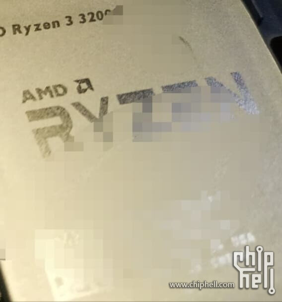 amd ryzen 3 3200g chiphell