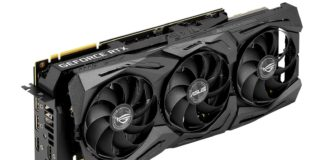 Asus GeForce RTX 2080 ROG Strix