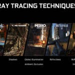 dxr ray tracing technique in games benchmarks rtx tech demos
