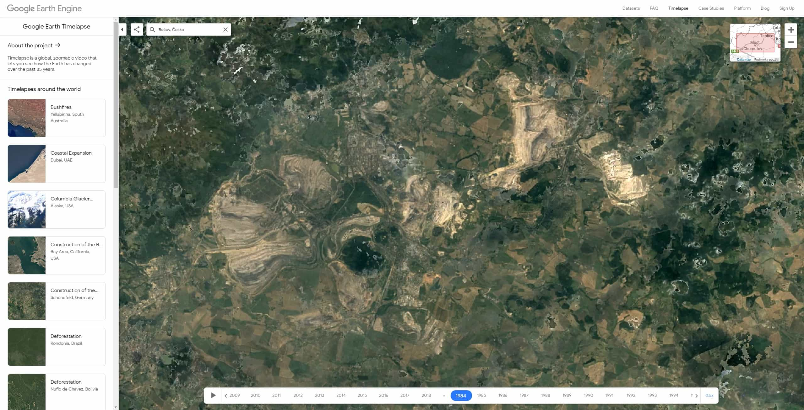 google earth timelapse cesko 01