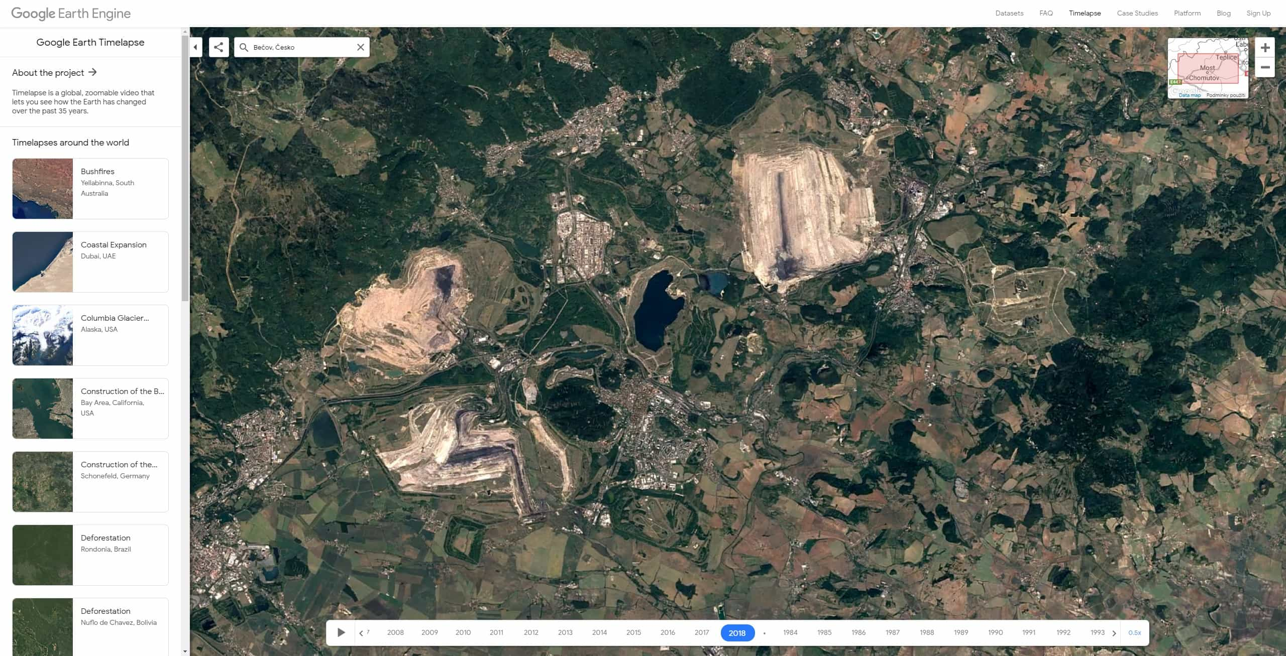 google earth timelapse cesko 02