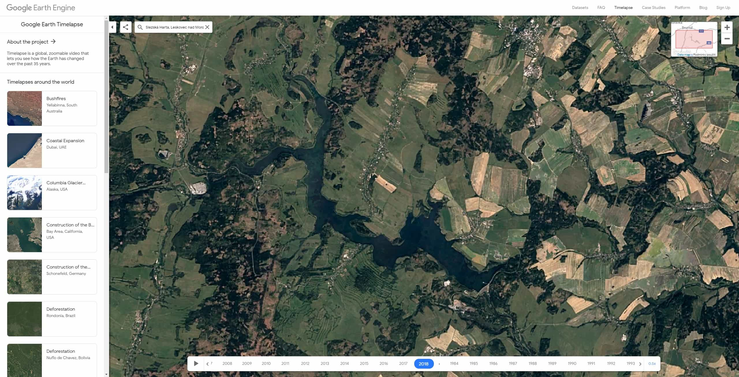 google earth timelapse cesko 04