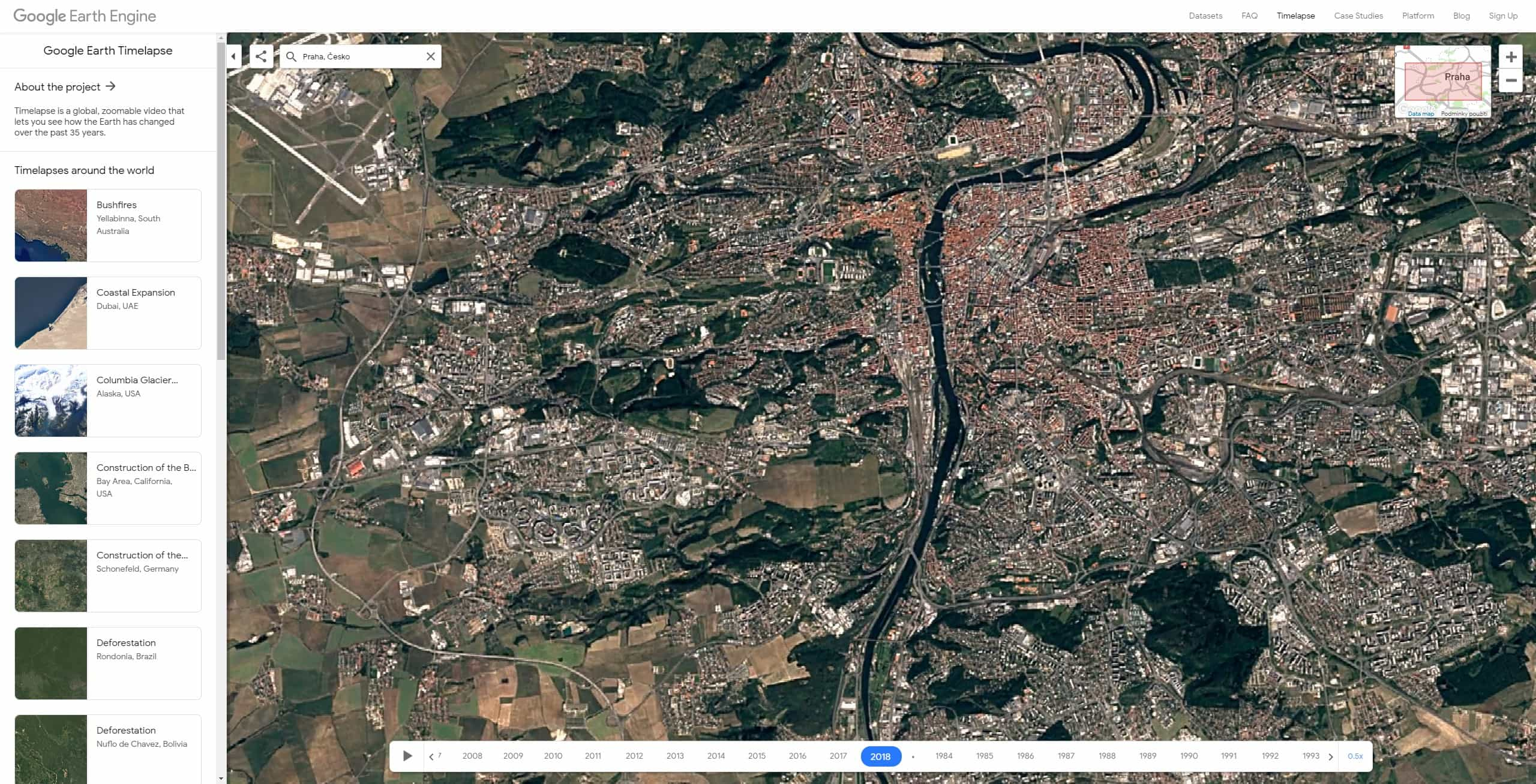 google earth timelapse cesko 06