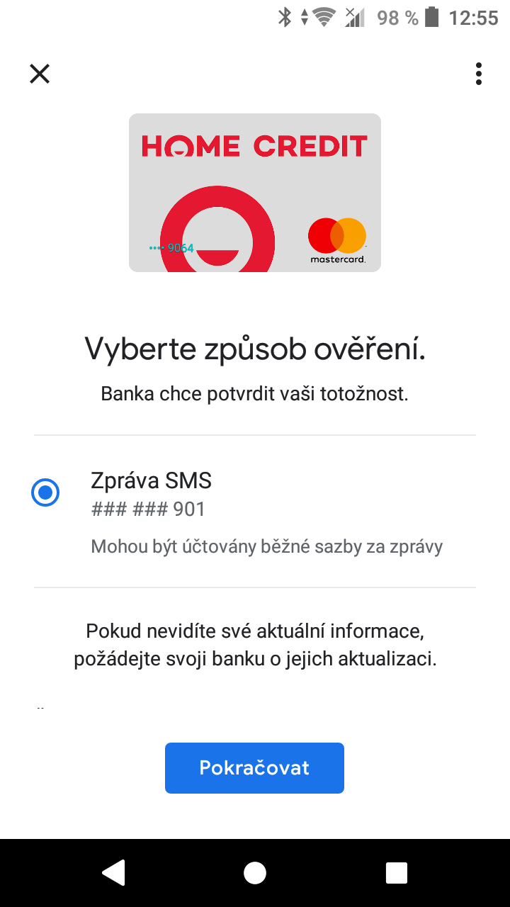home credit google pay 3