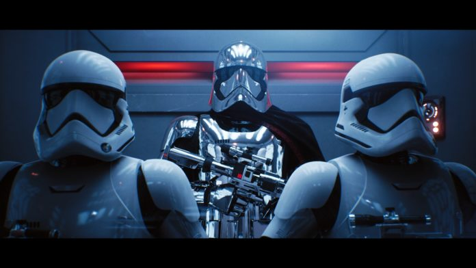 star wars nvidia reflections ray tracing dxr rtx demo 1600