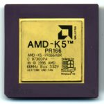 AMD K5 PR166 Wikimedia Commons