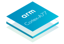 ARM Cortex A77 logo 1600