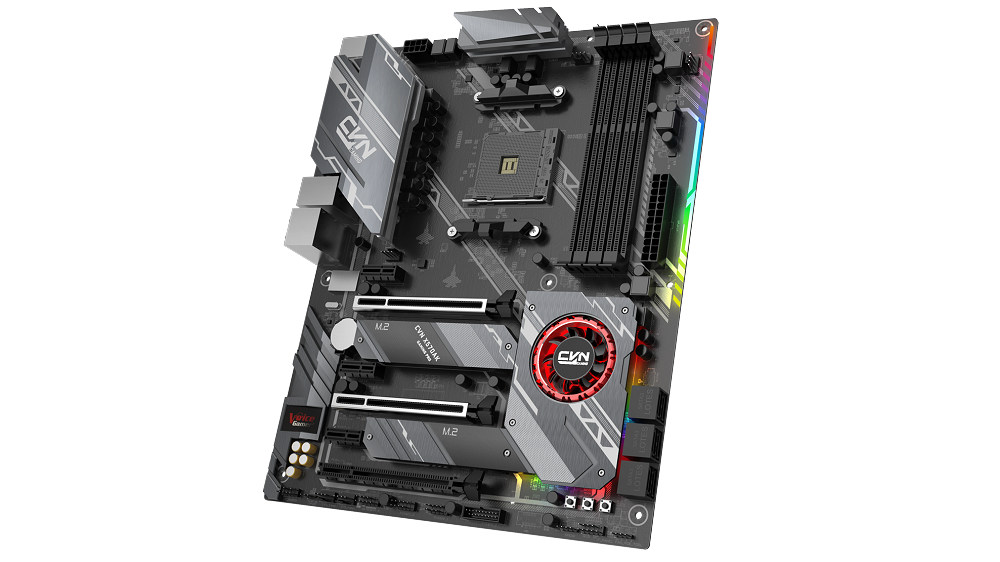 Colorful CVN X570AK Gaming Pro 1 BenchLife