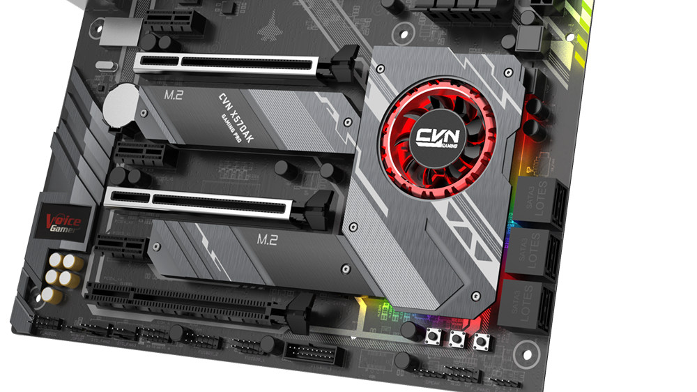 Colorful CVN X570AK Gaming Pro 2 BenchLife
