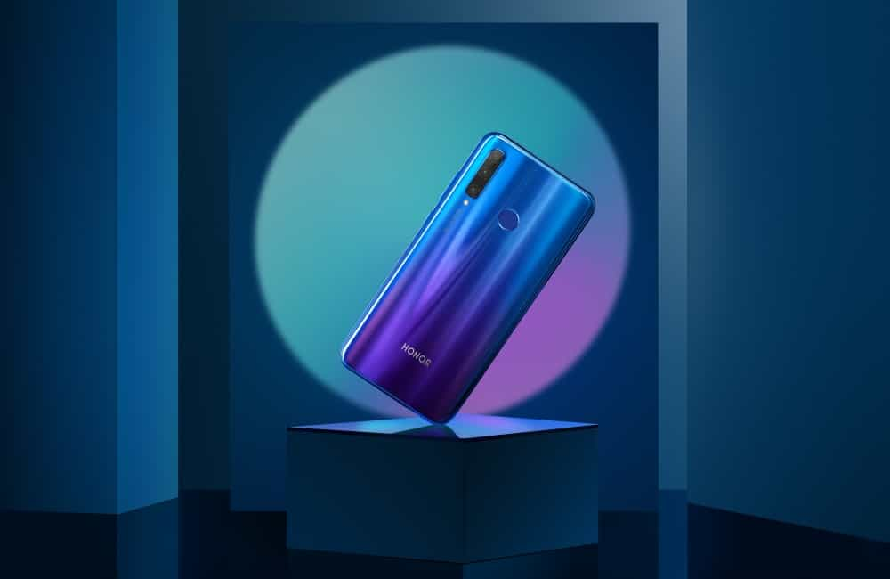 Honor 20 Lite preview