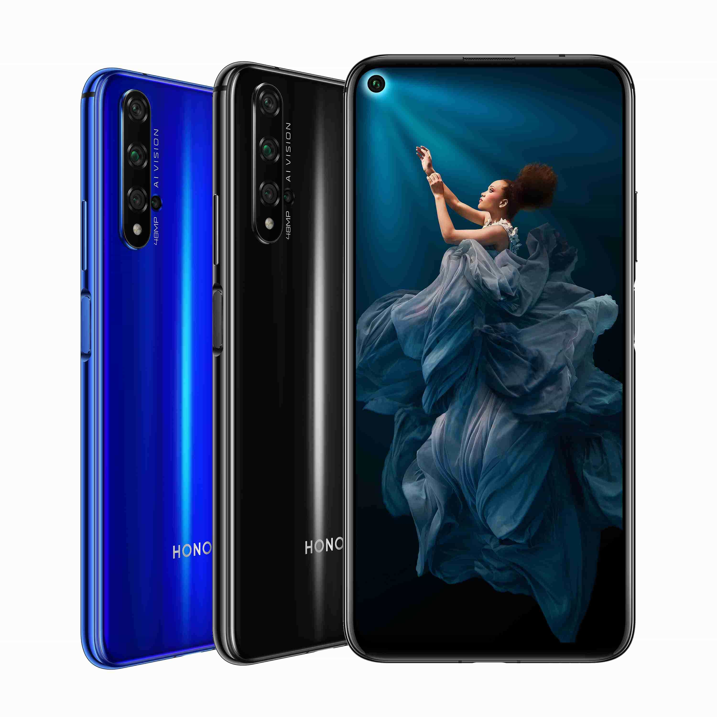 HONOR 20 prehled
