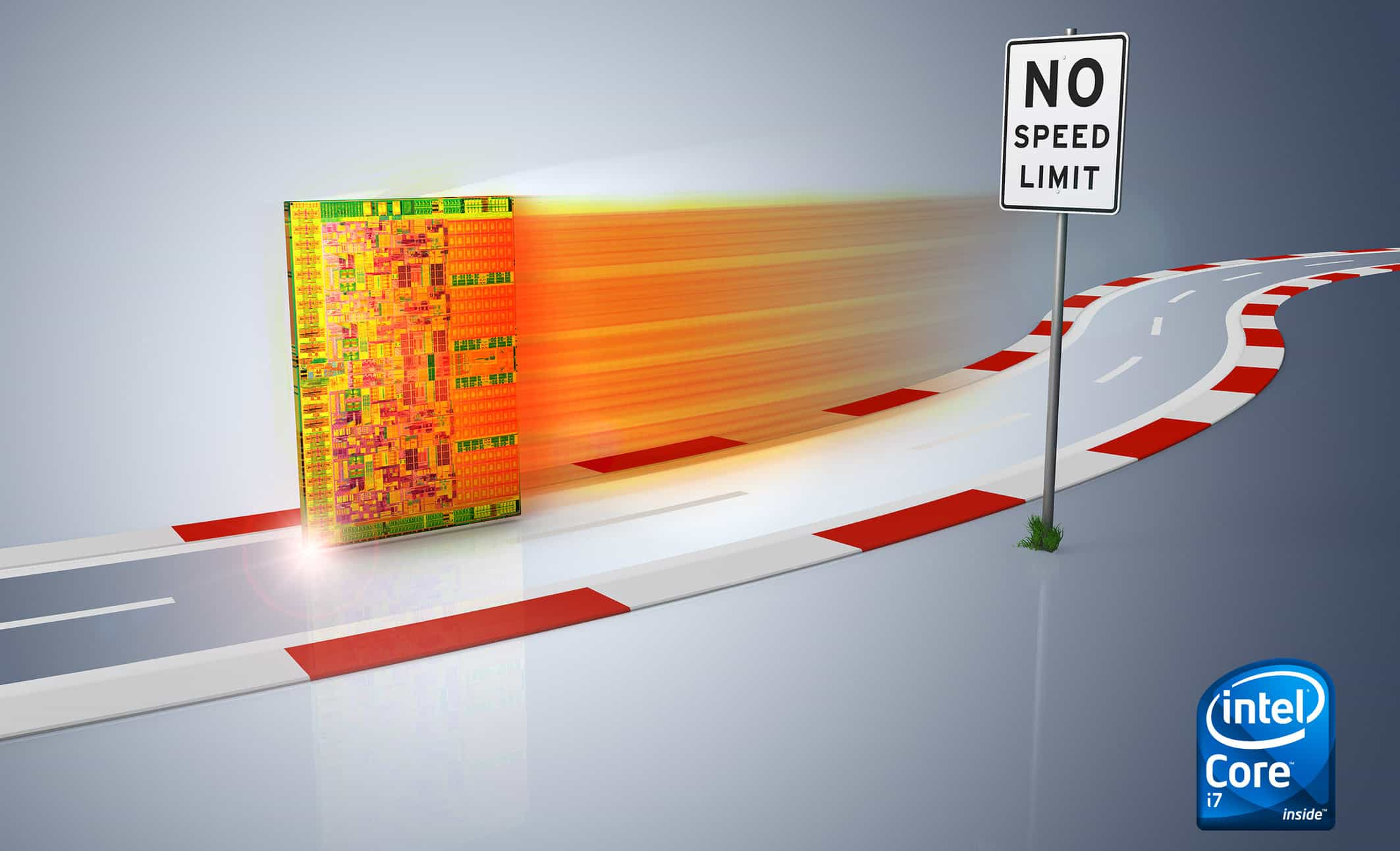 Intel Core i7 No Speed Limit
