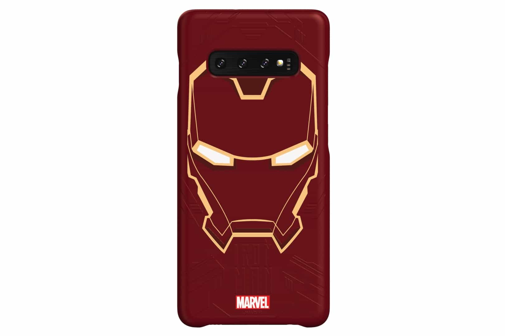 S10plus front ironman