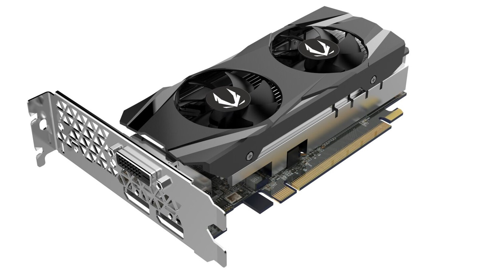 Zotac GeForce GTX 1650 Low Profile 1600