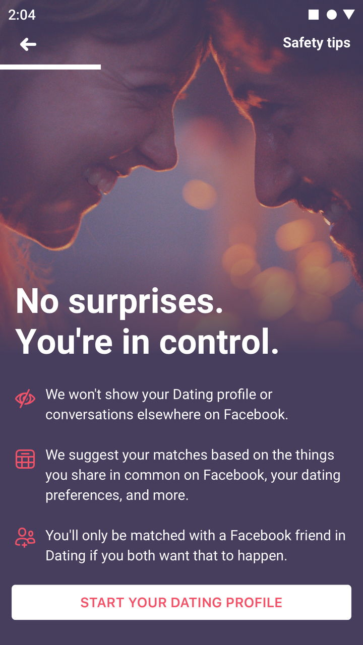 fb dating demo 2019 12