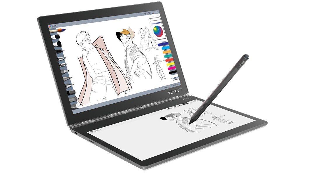 lenovo yoga book 2018