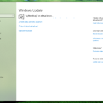upgrade nabidka windows 10 verze 1903 2