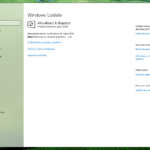 upgrade nabidka windows 10 verze 1903 3