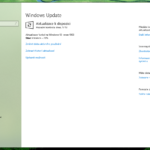 upgrade nabidka windows 10 verze 1903 4